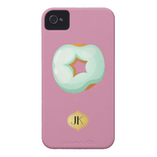 Playfully Delicious Mouth Watering Donut iPhone 4 Cases