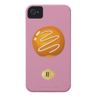 Playfully Delicious Mouth Watering Donut iPhone 4 Covers