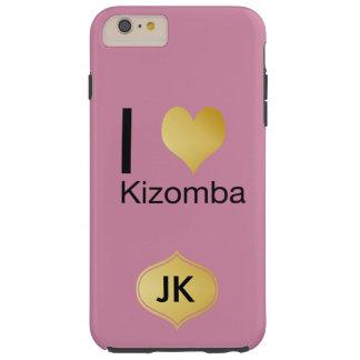 Playfully Elegant I Heart Kizomba Tough iPhone 6 Plus Case