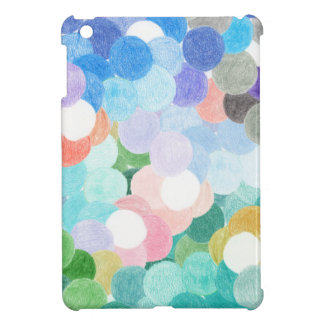 Playfully picturesque case for the iPad mini