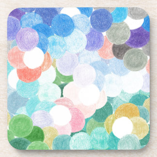Playfully picturesque coaster