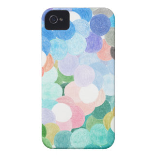 Playfully picturesque iPhone 4 Case-Mate case