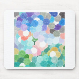 Playfully picturesque mouse pad