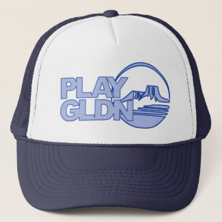 PlayGldn Trucker Trucker Hat