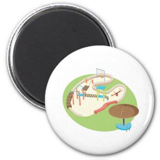 playground magnet