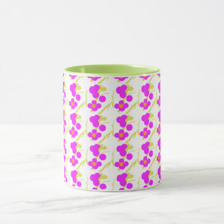 Playhouse-Pink-Mod-Floral(c)Multi Styles & Colors Mug