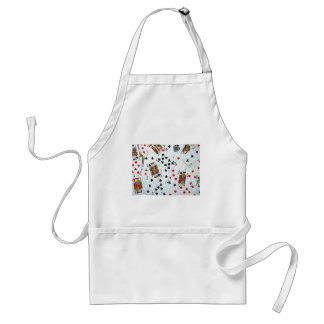 Playing Card games Aprons