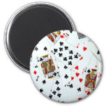 Playing Card games Magnet