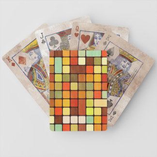 playing card,retro,cube bicycle poker cards