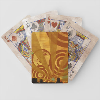playing card,retro,disco bicycle playing cards