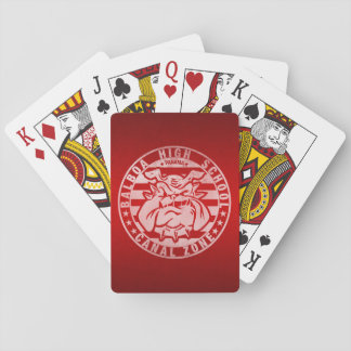 Playing Cards: Balboa High School Playing Cards