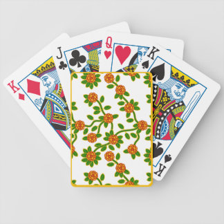 Playing Cards Floral #1