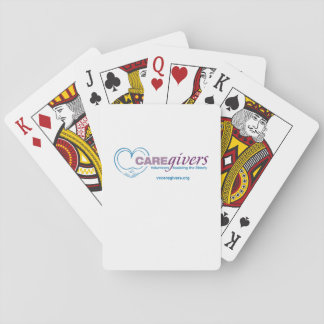 Playing Cards for CAREGIVERS
