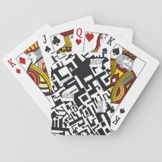 Playing Cards from Capricorn Mural