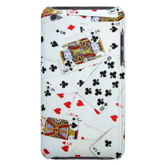 Playing Cards Games iPod Touch Cover