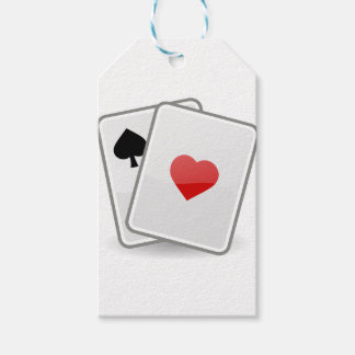 Playing Cards Gift Tags