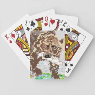 Playing Cards : Grizzly Bear