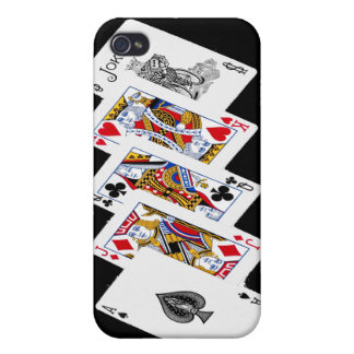 Playing Cards iPhone Case Cases For iPhone 4