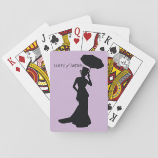 Playing Cards - Lady of Ashes