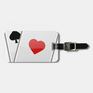 Playing Cards Luggage Tag
