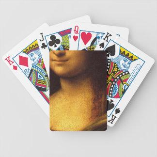 Playing Cards ~ Mona Lisa Smile