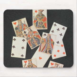 Playing Cards Mouse Pad