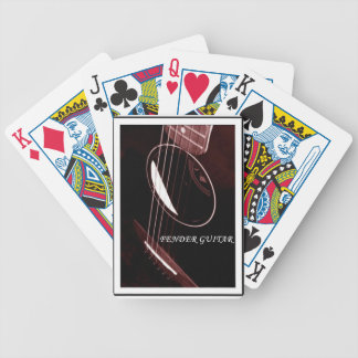 PLAYING CARDS MUSIC DESGIN