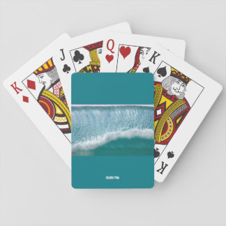 Playing Cards - Ocean Waves