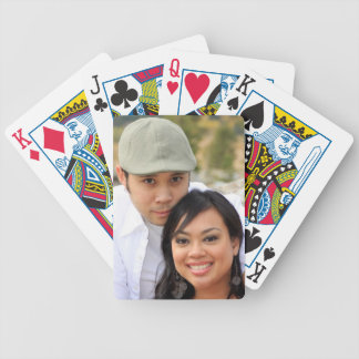 Playing cards,personalized bicycle playing cards
