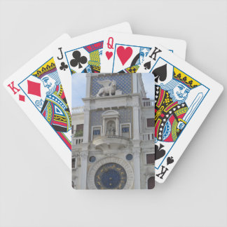 Playing Cards--St. Mark's Tower Poker Deck