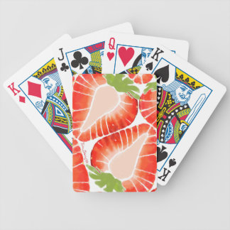 Playing Cards - Strawberry Secret