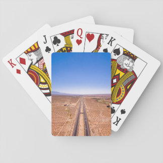 Playing cards street