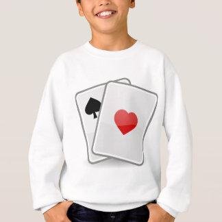 Playing Cards Sweatshirt
