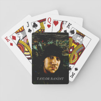 PLAYING CARDS: TAYLOR BANDIT PLAYING CARDS