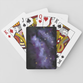 Playing cards: Themed Galaxies Playing Cards