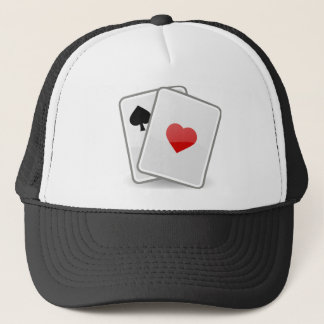 Playing Cards Trucker Hat