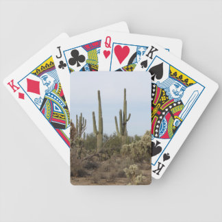 Playing Cards--Various Cacti Bicycle Playing Cards
