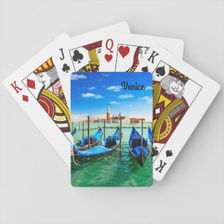Playing Cards Venice