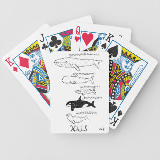 Playing cards - Wails