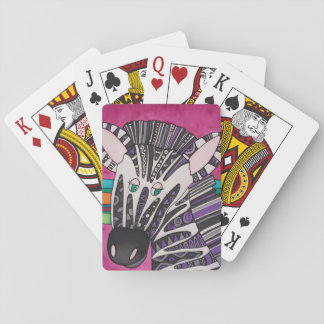 Playing Cards: Zebra Series Playing Cards
