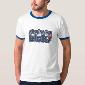 Playing For Kicks 2011 T-shirt