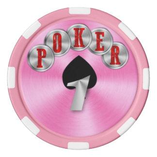 Playing poker chip 1