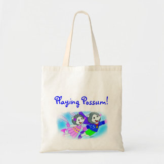 Playing Possum! Tote Bag