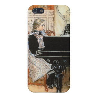 Playing Scales 1898 iPhone 5 Case