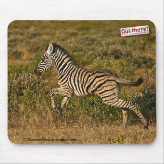 Playing time mouse pad