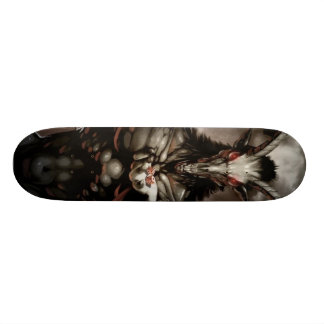 Playing with the Devil 21.6 Cm Skateboard Deck