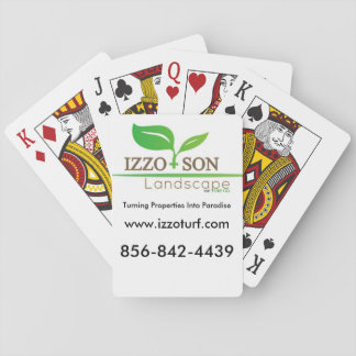 PlayIzzo Playing Cards