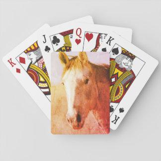 PLAYNG CARDS STANDARD INDEX, WILD HORSES OF UTAH