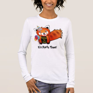 Playtime Toy Party - Roxie Long Sleeve Tee