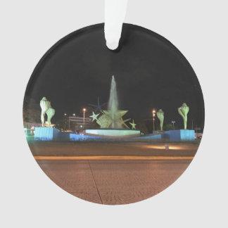 Plaza Caracol Fountain, Cancun Ornament